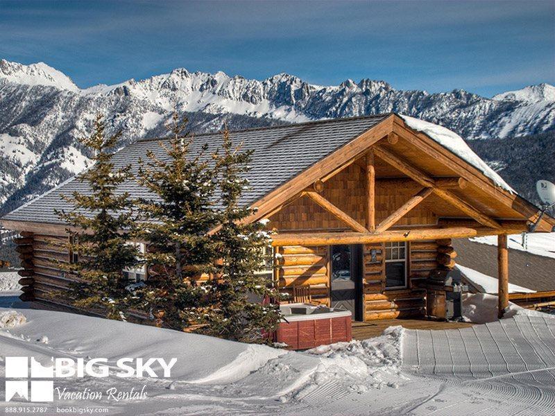 Cowboy Heaven Big Spur - Image 1 - Big Sky - rentals