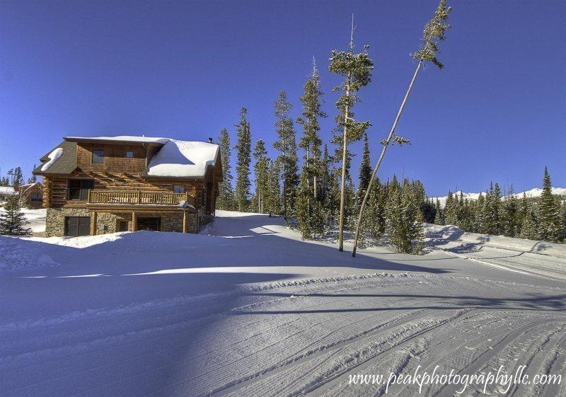 Powder Ridge Little Shadow Catcher 7 (Cabin 7) - Image 1 - Big Sky - rentals