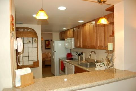 Kitchen - MOON BAY A410 - Key Largo - rentals