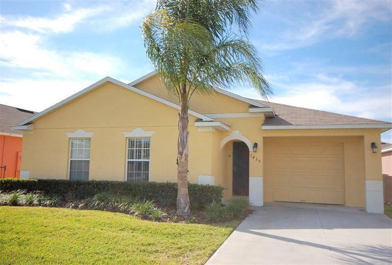 3 Bedroom & 3 Bath house, sleeps 6 (SC637) - Image 1 - Clermont - rentals