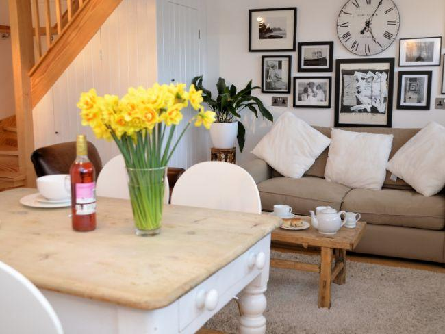 Lounge/ dining area - LTHAT - Sibford Gower - rentals
