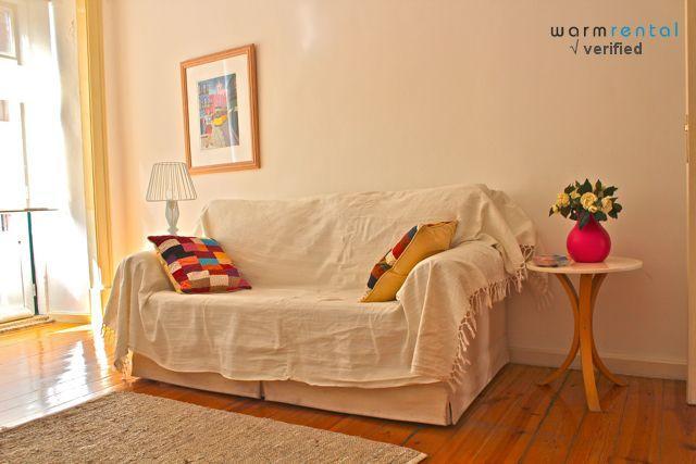 Living Room - Boldo Apartment, Liberty Avenue, Lisbon - Lisbon - rentals