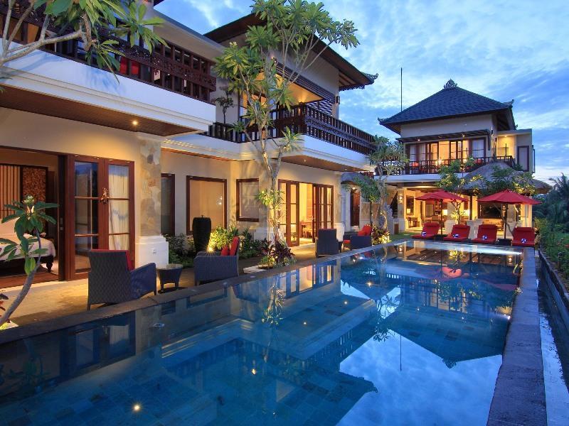 Uma Stana Luxury Villa--4Bedroom Pool Villa Ubud - Image 1 - Ubud - rentals