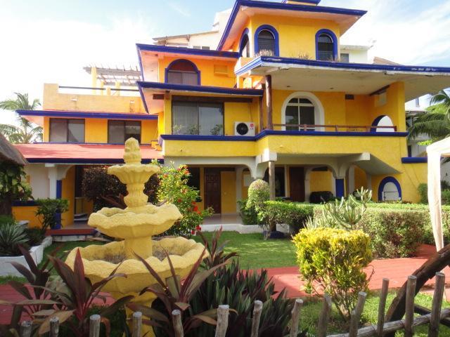 Casa Bonita - Casa Bonita de Isla-6 Bedroom Family Vacation Home - Isla Mujeres - rentals