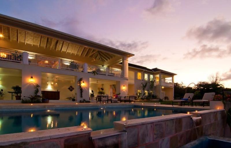 PARADISE TRYALL WINDWARD 6 BEDROOM VILLA - Image 1 - Montego Bay - rentals