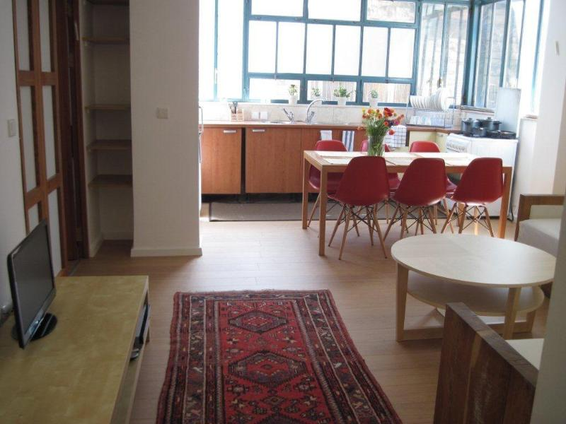 General view - A charming 2 BD. apt in center of Jerusalem - Jerusalem - rentals