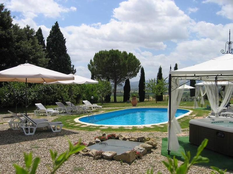 Villa Papale - Image 1 - Cortona - rentals