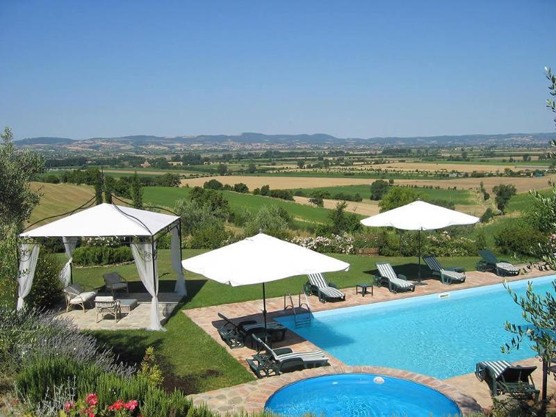 Villa I Girasoli - Image 1 - Cortona - rentals