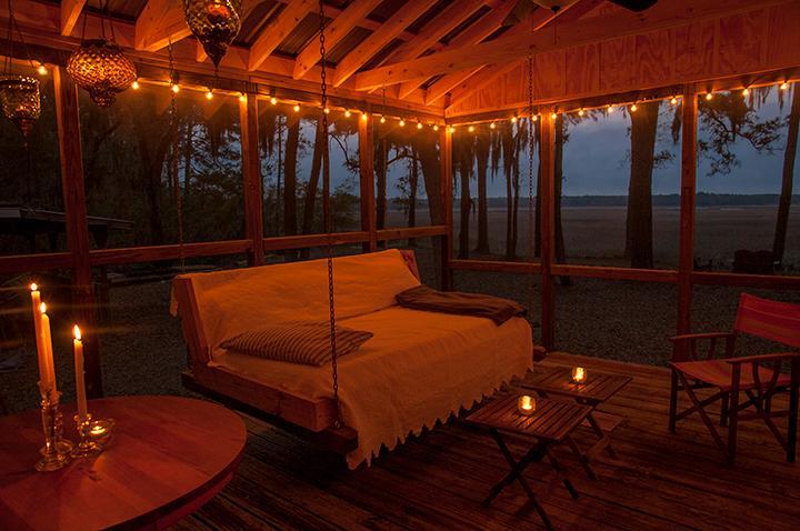 Romantic Creekfront Cabin- St Helena Island - Image 1 - Saint Helena Island - rentals