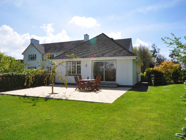 View of the property and enclosed garden - WHIRE - Tawstock - rentals