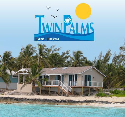 This 5-star luxury house sits on the beach - Twin Palms Exuma - Great Exuma - rentals