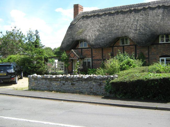 Beautiful thatched cottage - BRETW - Bretforton - rentals