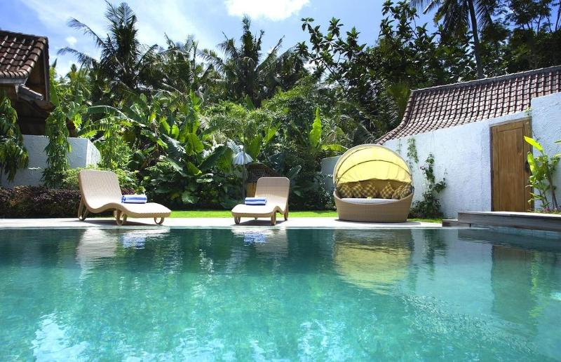 Swimming Pool - Gorgeous Luxury Joglo Villa Breakfast included - Seminyak - rentals