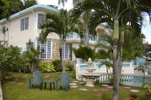 The El Mirador Villa - El Mirador Villa Ocean view in Rincon, Puerto Rico - Rincon - rentals