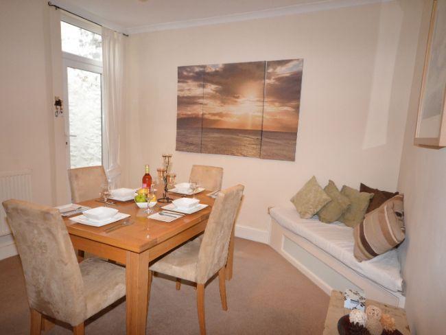 Lounge with woodburner - BIDEF - Bideford - rentals