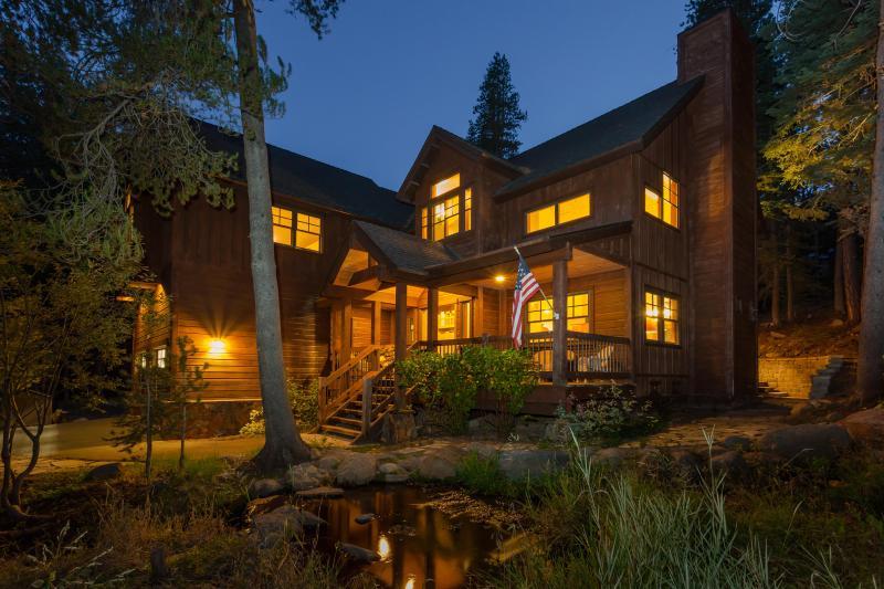 Tahoe Creek House - Image 1 - Truckee - rentals