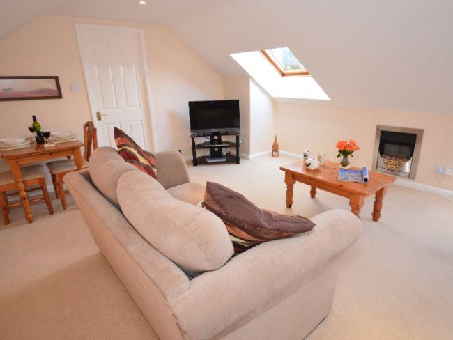 Spacious lounge and dining area  - WOWIE - Pyworthy - rentals