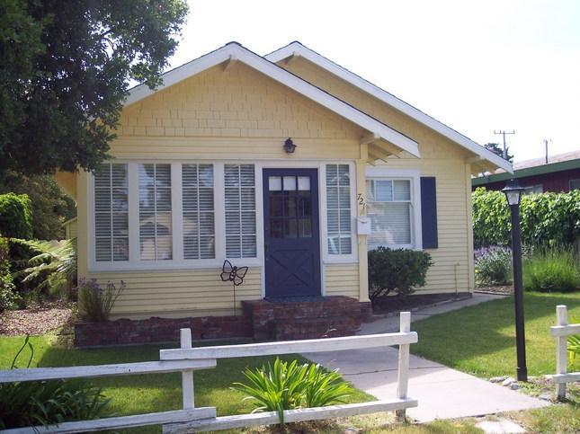 Front of Home - Affordable Charm in Pacific Grove - Pacific Grove - rentals