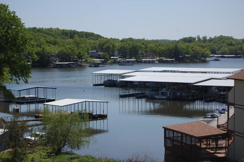 Boat slips - Summer Lake Home Sleeps 20 - Lake Ozark - rentals