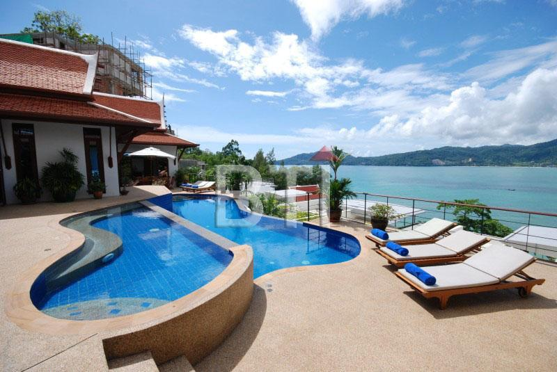 Superb 5 bedroom villa in Patong - Image 1 - Phuket - rentals