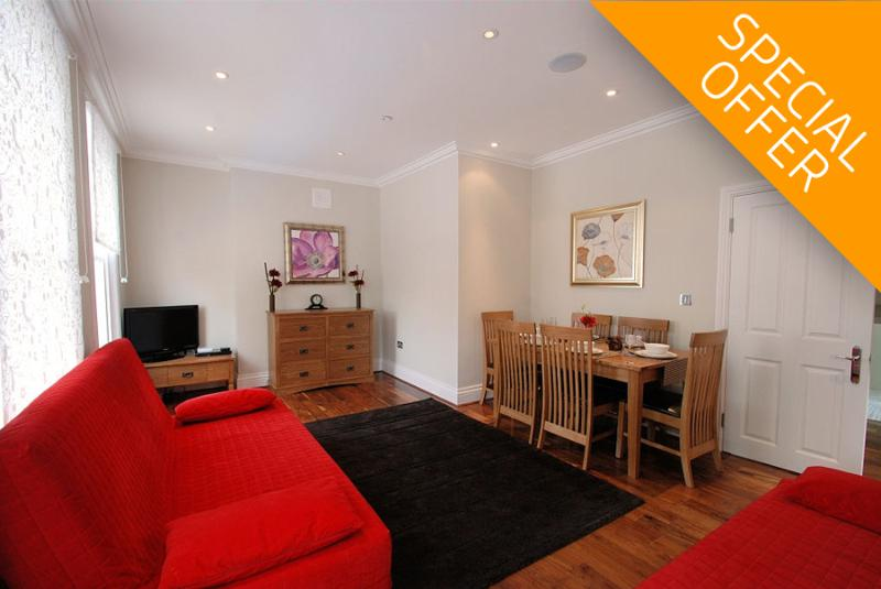 Albert Bridge Apartments - 3Bed2Bath Townhouse (2) - Image 1 - London - rentals