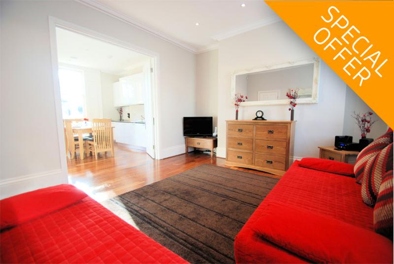 Albert Bridge Apartments - 3 Bedroom Townhouse (1) - Image 1 - London - rentals