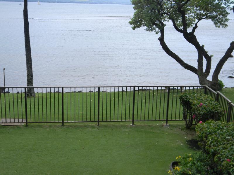 View From Your Lanai - Amazing Oceanfront 3 Bedroom - Maalaea - rentals