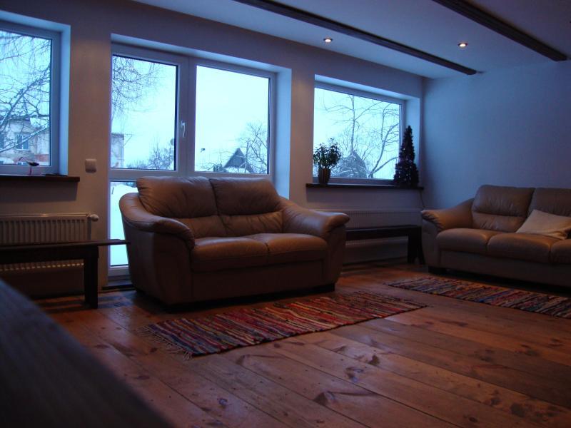 Holiday house in Latvia - living room - Cosy Holiday house in Latvia - Valmiera - rentals