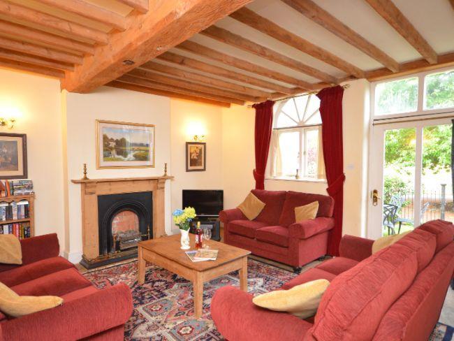 Lounge area - ABOYE - Worcestershire - rentals