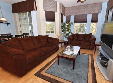 Spacious Living Area - Tranquility Retreat - Davenport - rentals