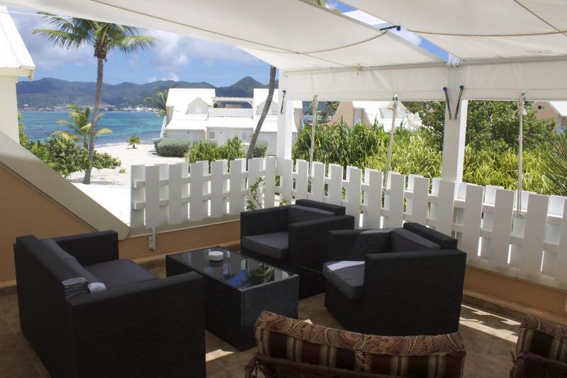 Loft Studio Corto Maltez directly on the beach - Image 1 - Baie Nettle - rentals