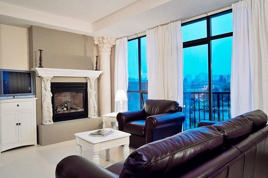 Oceanfront Downtown Penthouse - Image 1 - Victoria - rentals