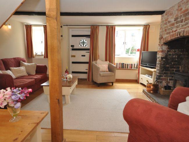 View towards the cottage - BRAMC - Dorset - rentals