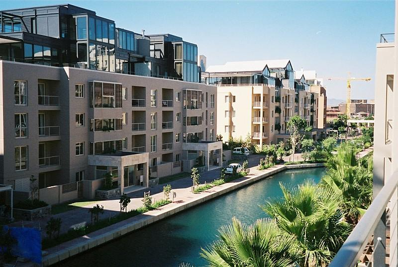 View from Gulmarn 1 BR - V&A Waterfront Marina Luxury 1 Bedroom Apartments - Cape Town - rentals