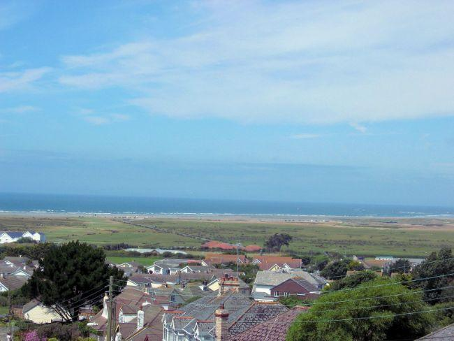 View towards the burrows and Westward Ho! beach - ANCHO - Holy Island Of Lindisfarne - rentals