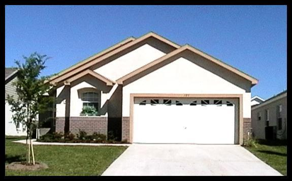 Private pool and spa, - 4bed/2 bath  Ref 34016 - Image 1 - Kissimmee - rentals
