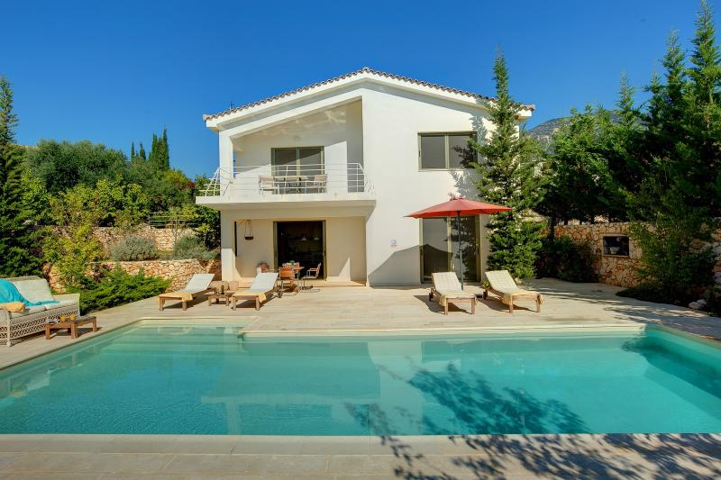 2 Bedroom Grand Villa Ippokampos - Image 1 - Trapezaki - rentals