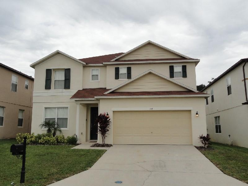 Villa Front - Luxurious 5 Bedroom Pool Home with Spa - Davenport - rentals