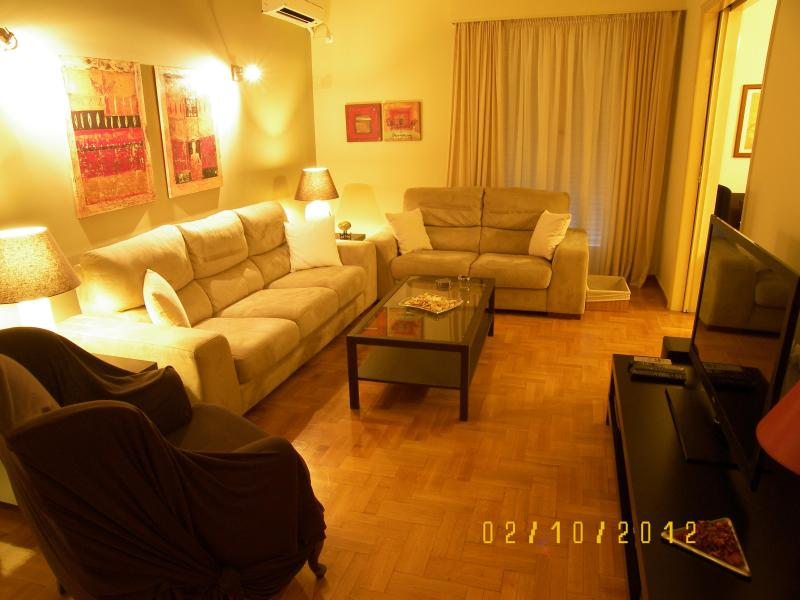 Pedion Areos Park 2 - Athens center - Metro in 30m - Image 1 - Athens - rentals
