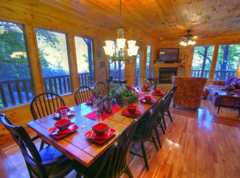 $350nt Nov-Feb. Room for family, friends, business - Image 1 - Gatlinburg - rentals