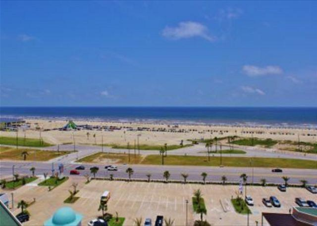 """By the Beach"" an experience to remember... at the Emerald Condos!! - Image 1 - Galveston - rentals"