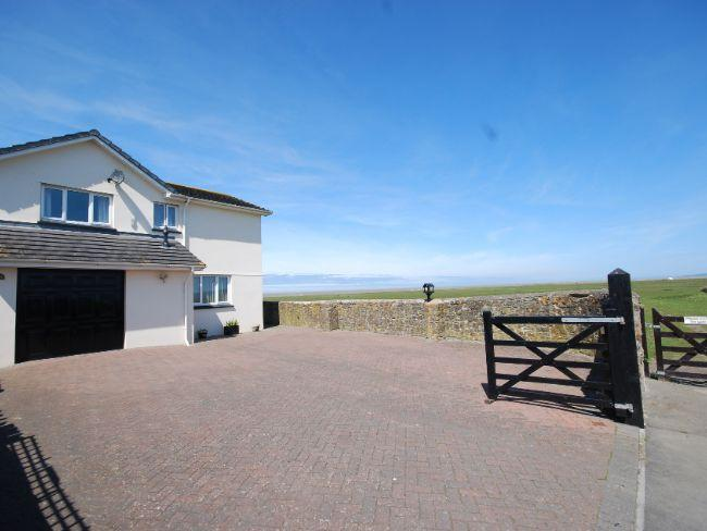 View of the property which benefits from sea views - CODAR - Westward Ho - rentals