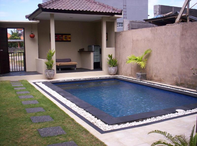 Pool area - Villa de Coops - Legian - rentals