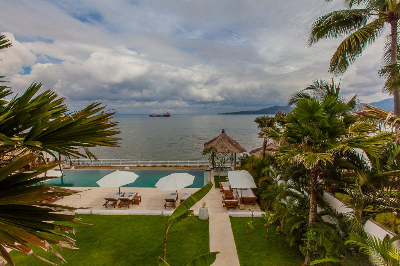 Bali Villa Lucia Absolute beachfront - Image 1 - Tenganan - rentals