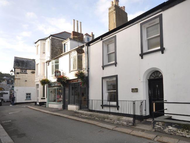 Traditional terraced property - CUDDY - Looe - rentals