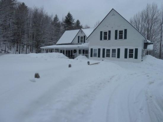 The White House - Seven Bedroom Private Vermont Country Home with Outdoor Hot Tub! - Image 1 - Killington - rentals
