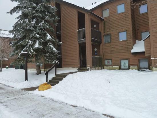 Pico Resort Slopeside Condo G201 - Two bedroom One Bath Walk to Lift & Ski Home To Your Back Door! Sports Center on Premises! - Image 1 - Killington - rentals