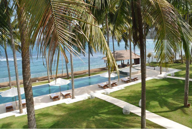 Bali Villa Stella Absolute beachfront - Image 1 - Tenganan - rentals
