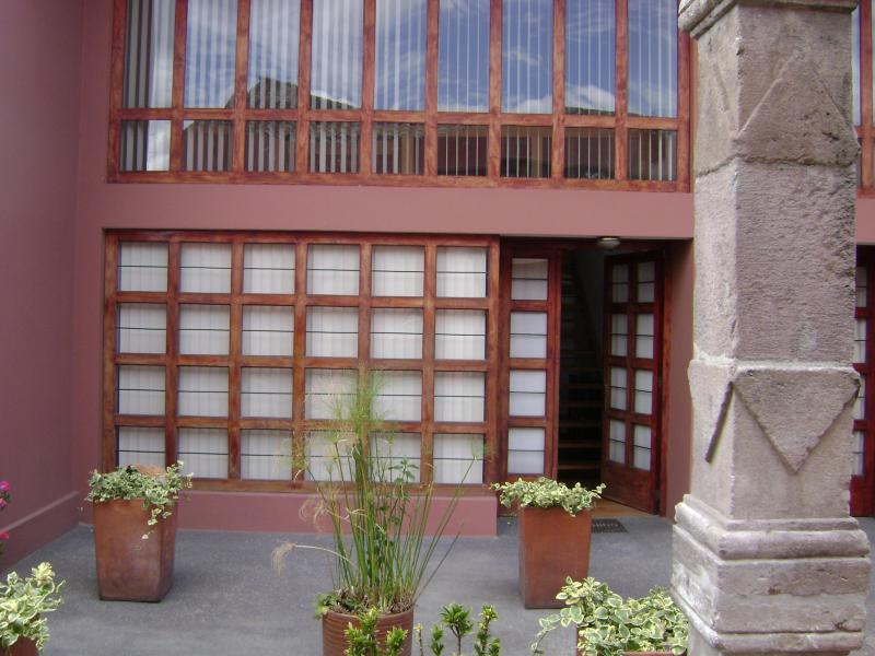 Front View - Beautiful loft located in Historical Quito - Quito - rentals