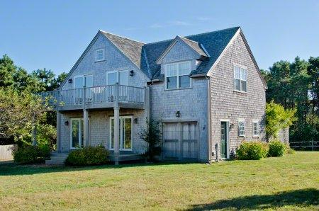 MANACA HILL BEACH GETAWAY WITH WATER VIEWS - CHP SPLA-26 - Image 1 - Chappaquiddick - rentals